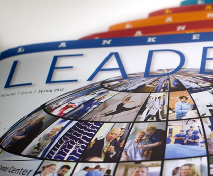 Magazine: Lankenau Leaders