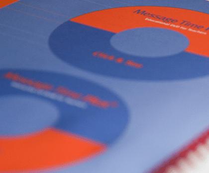 Manual, CD, DVD: Message Time Plus