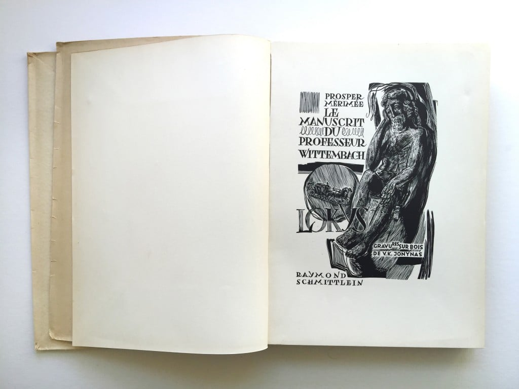 Lokis by Propser Mérimeée