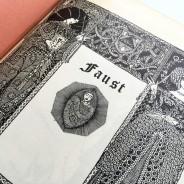 Shelf Life – Faust by Johann Wolfgang Von Goethe & Harry Clarke