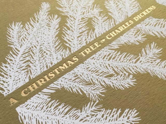 Shelf Life: A Christmas Tree by Charles Dickens