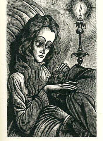 Shelf Life – Tales of Edgar Allan Poe, Illustrated by Fritz Eichenberg