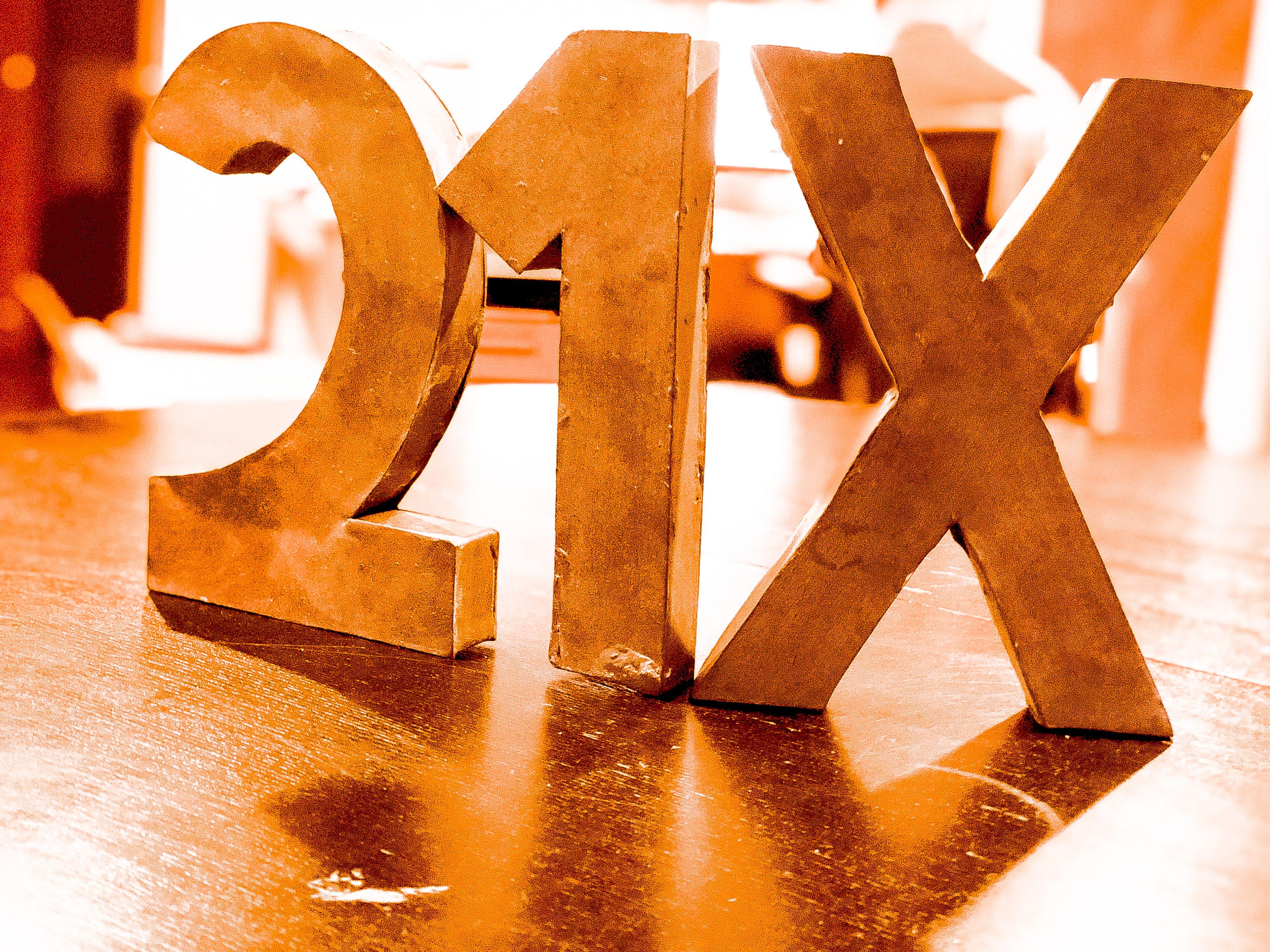 21x logo