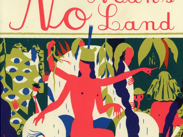 Shelf Life – No Man's Land by Blexbolex