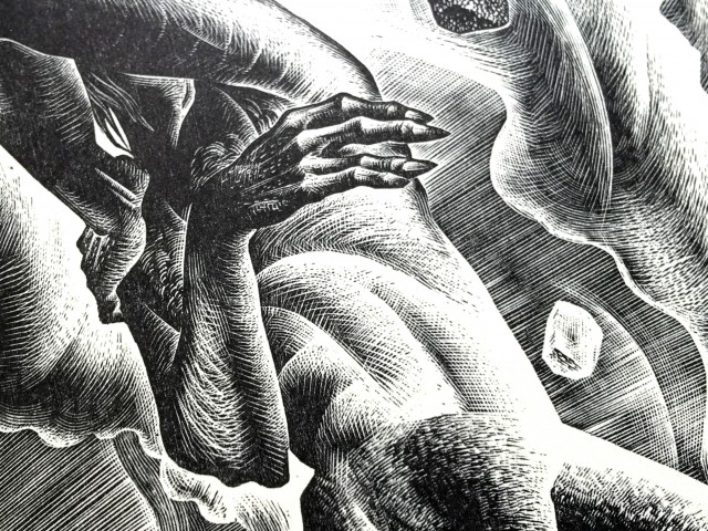 Shelf Life – Frankenstein by Mary Shelley, Illustrated by Lynd Ward