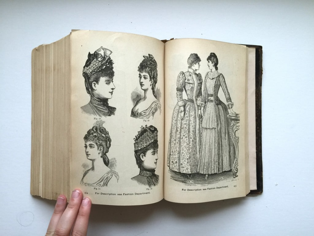 Godey's Lady's Book, June 1889