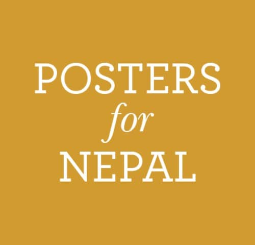 Posters for Nepal