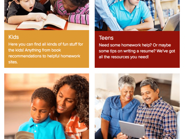 Transformation: The Delaware County Libraries System Website